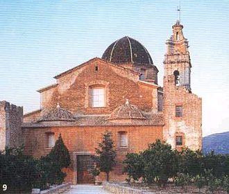 Monastery of Santa María de la Valldigna - Image: Monast Valldigna 3 Simat