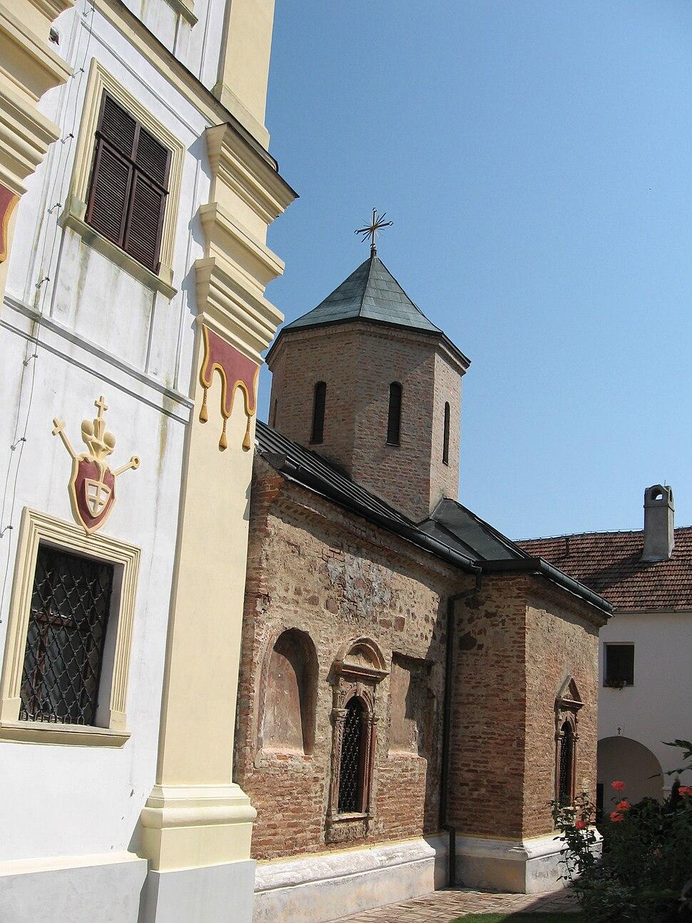 Monastery Velika Remeta, Serbia