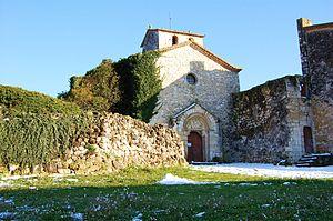 Monestir de Sant Sebastià dels Gorgs (Avinyonet del Penedès) - 62.jpg