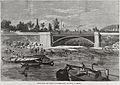 Montage du pont d'acier sur le quai d'Orsay.jpg