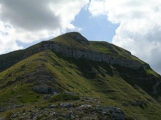 Sebile - The peak of Monte Sibilla