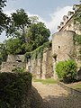 Montfort-l'Amaury (78), remparts sud de la ville 1.JPG