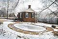 Monticello south pavilion - home of US President Thomas Jefferson - near Charlottesville, Virginia - panoramio.jpg