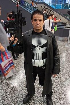 81363abee10 Punisher - Wikipedia, la enciclopedia libre