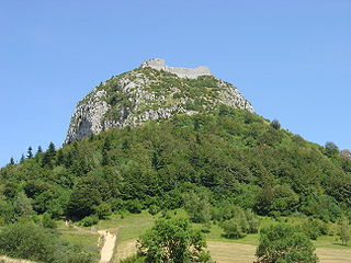 Siege of Montségur 13th-century siege of Cathar fortress in France