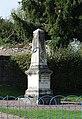 Monument aux morts d'Aunay-en-Bazois (Nièvre, France).JPG