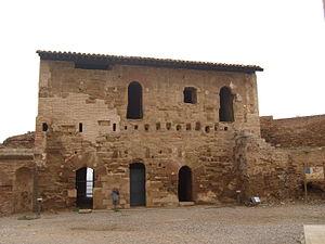 Monzón - Dependencies of Monzón Castle