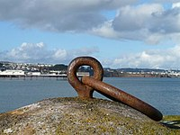 Mooring Ring - geograph.org.uk - 1125021.jpg