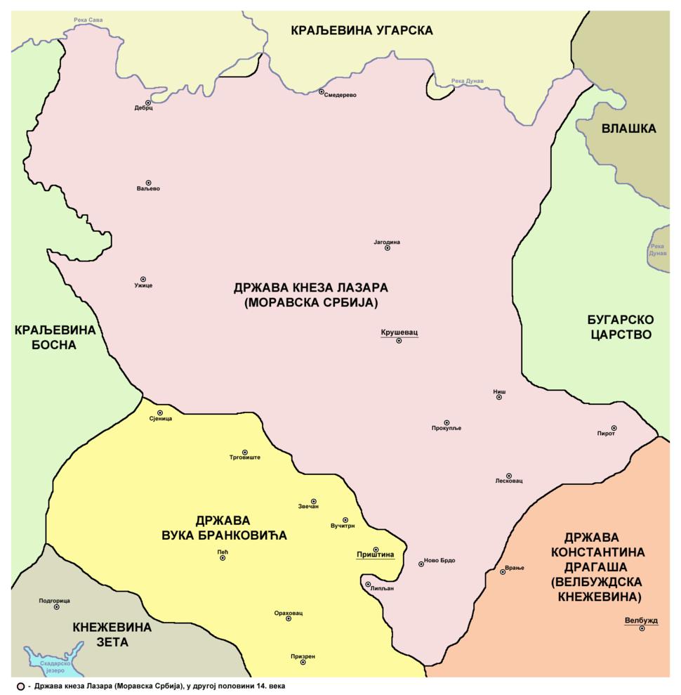Moravian Serbia-sr