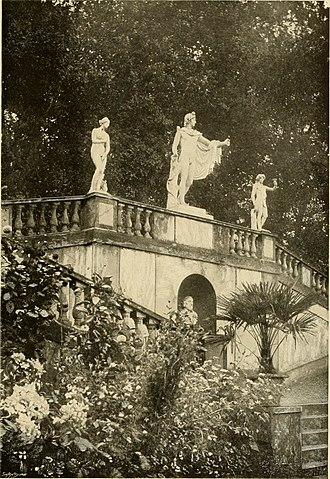 Mount Edgcumbe Country Park - The Italian Garden