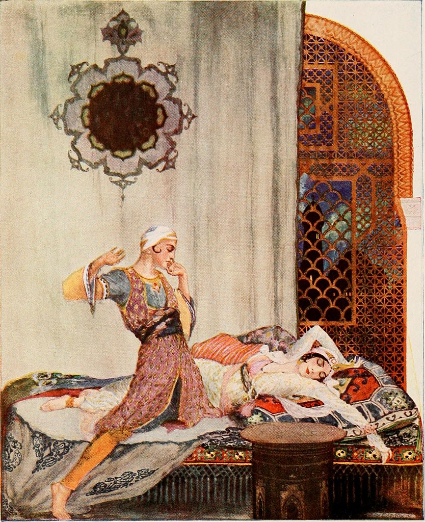 Arabian Nights Paint Color Kensinton And Clak