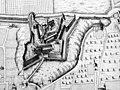 Mortier, Pierre (1661-1711), Mappa di Brescia a inizio Settecento - il castello.jpg