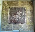 Mosaico pavimentale con centauro, da rodi sud, 300-270 ac. ca. 01.JPG