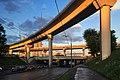 Moscow, Shmitovsky Proezd - Third Ring interchange (31028600410).jpg