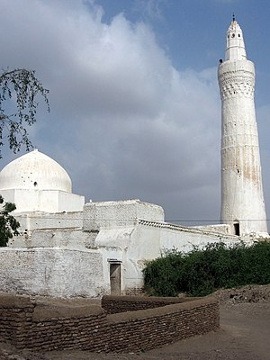 Religion in Yemen - Mosque in Zabid, Yemen