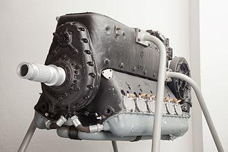 Daimler-Benz DB 601 - Alfa Romeo R.A.1000 Monsone in Museo Nazionale Scienza e Tecnologia Leonardo da Vinci