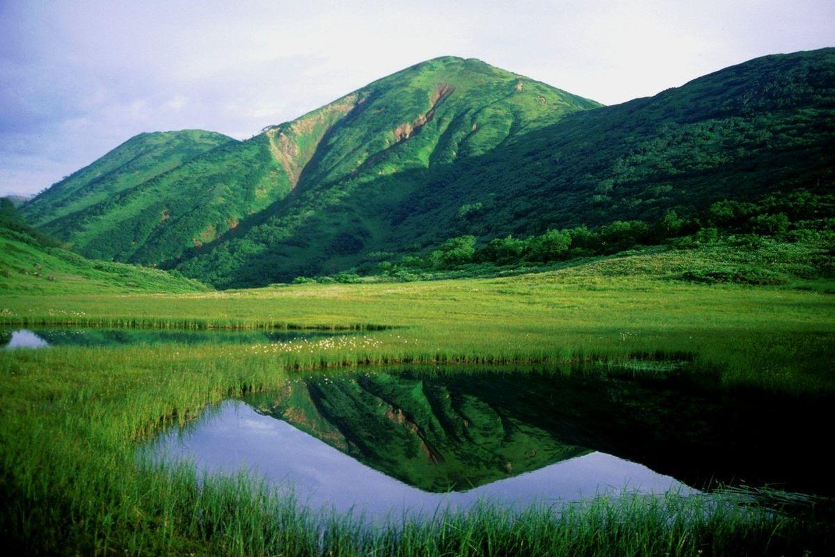 Mount Hiuchi - Wikipedia