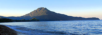 Tablas Island - Mount Payaopao