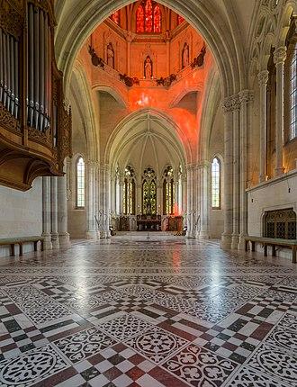 Mount Stuart House - Chapel interior