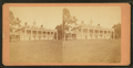 Mount Vernon - residence of George Washington, from Robert N. Dennis collection of stereoscopic views.png
