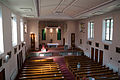 Moville Church of Saint Pius X Interior 2014 09 10.jpg