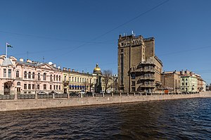 Moyka River Embankment 6.jpg, автор: Florstein