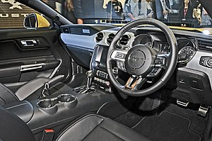 Ford Mustang (sixth generation) - Interior