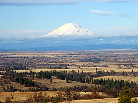 Mt Adams from south - Wasco County Oregon.jpg