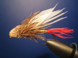 The Typical Muddler Minnow Pattern