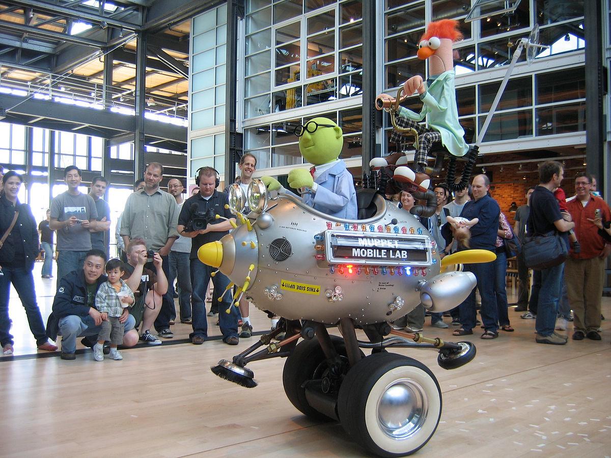 Muppet Mobile Lab - Wikipedia