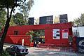 Museo Casa de León Trotsky desde Río Churubusco.jpg