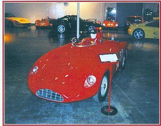 Bandini 750 sport internazionale -  750 international sports museum in Los Angeles