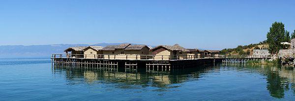 Museum on Water, Macedonia