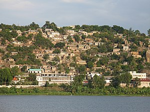 Water supply and sanitation in Tanzania - Mwanza, Tanzania's second largest city, receives its water from Lake Victoria