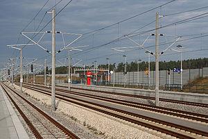 Allersberg (Rothsee) station - Image: NALB