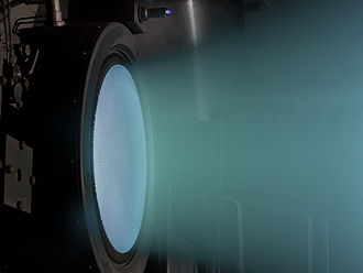 Ion source - NASA's NEXT (ion thruster) space craft propulsion system