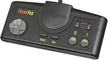 Gamepad del TurboGrafx-16