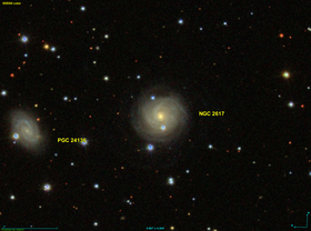 Image illustrative de l'article NGC 2617