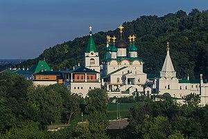 NN Pechersky Monastery 08-2016