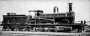 New South Wales Z25 class locomotive - Class Z25 Locomotive