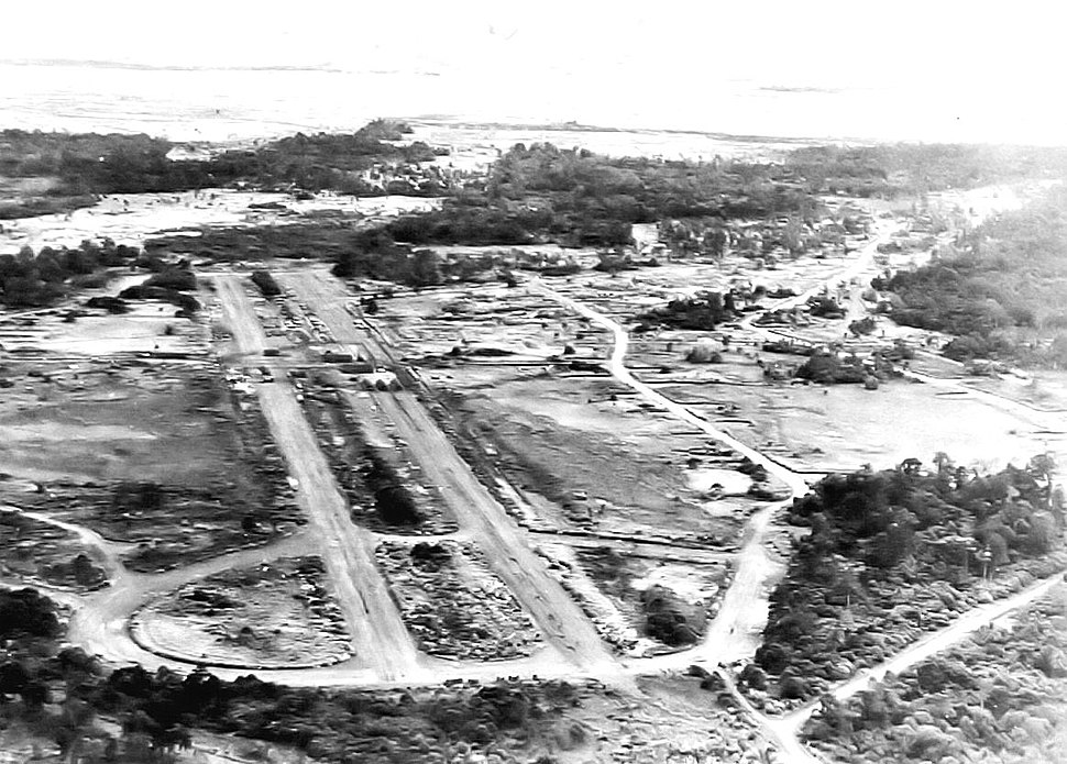 Nadzab Airfield - New Guinea