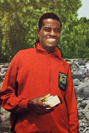 Naftali Temu - Temu at the 1968 Summer Olympics