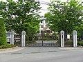 Nagano pref Yashiro highschool.jpg