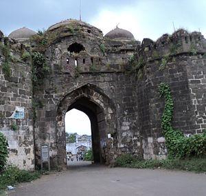 Khuldabad - Nagarkhana Gate, Khuldabad