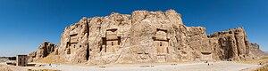 Naqsh-e Rustam - Image: Naghsh e rostam, Irán, 2016 09 24, DD 20 24 PAN