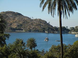Nakki Lake - Image: Nakki Lake during daytime