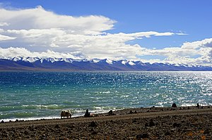 Tibet Autonomous Region - Namtso Lake