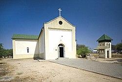 Namibia - Rhenish Mission Church and Cementery 07.jpg
