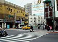 Nanjing West Road and Yanping North Road intersection, Taipei City 20060101.jpg