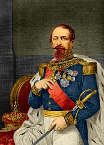 صورة معبرة عن الموضوع نابليون الثالث